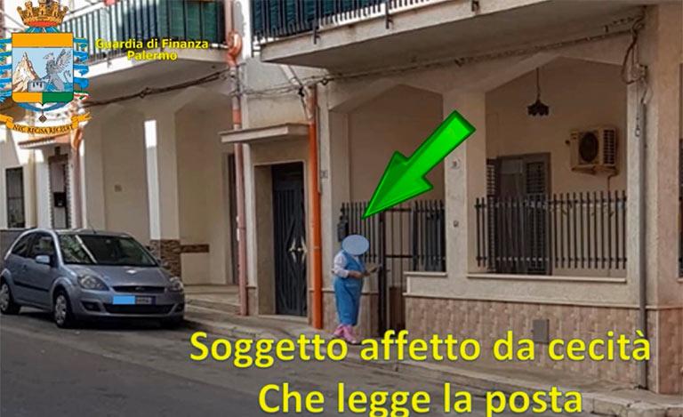 Truffa falsi invalidi a Palermo