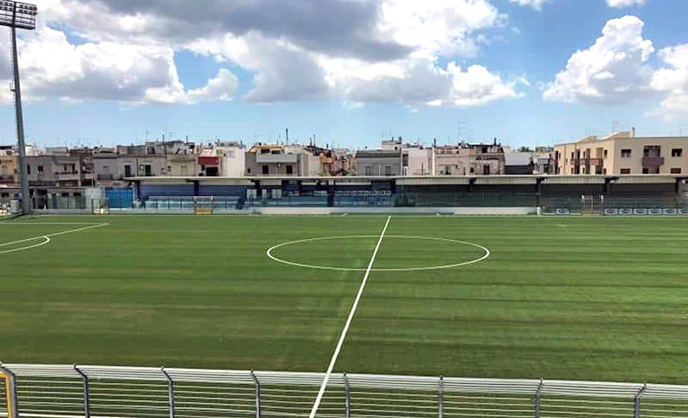 Virtus Francavilla-Catania, prima trasferta 2020