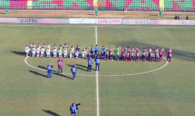 Ternana-Catania 2-0, velocità e dinamismo