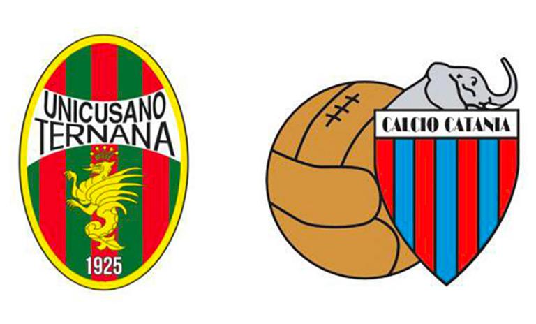 Coppa Italia Serie C, Ternana-Catania