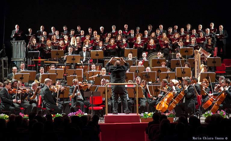 Concerto per Agata al Teatro Bellini