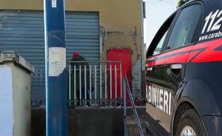 Bomba a tabaccheria di Catania, muore ladro