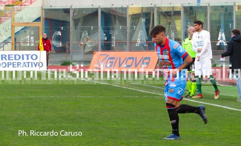 """Catania-Monopoli 0-2, primo ko in stagione al """"Cibali"""""""