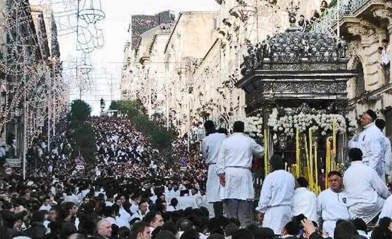 """Festa Sant'Agata, """"chi vuole caos e illegalità va isolato"""""""