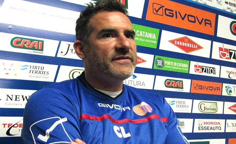 Lucarelli: «Momento da replicare» - intervista