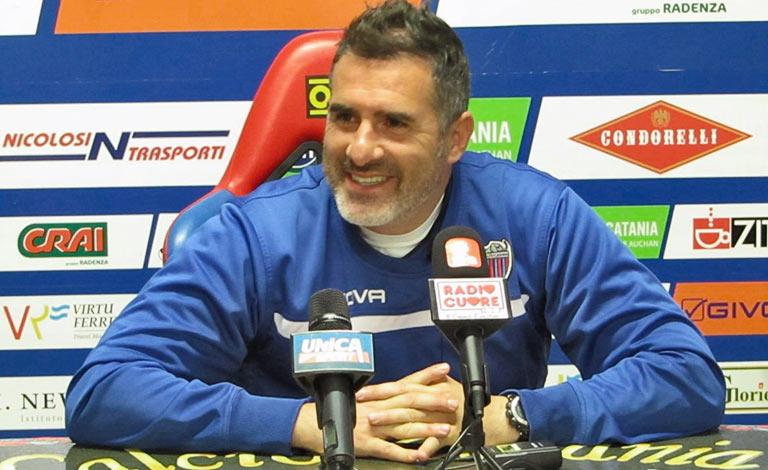 Lucarelli: 'domani partita da scoprire' - intervista