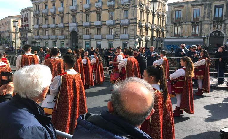 Iniziano i festeggiamenti a Sant'Agata, il programma