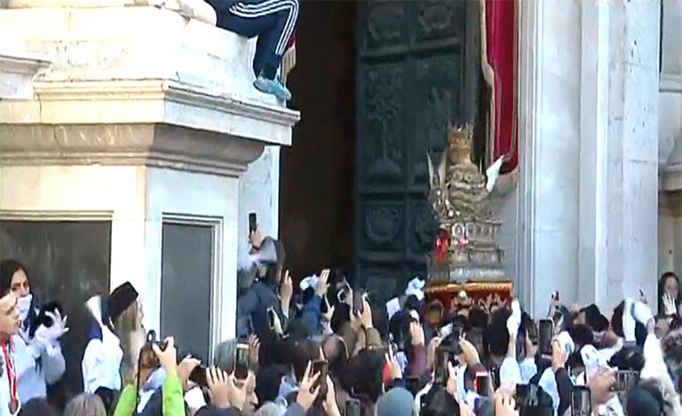 Festa di Sant'Agata, reliquie rientrano in Cattedrale