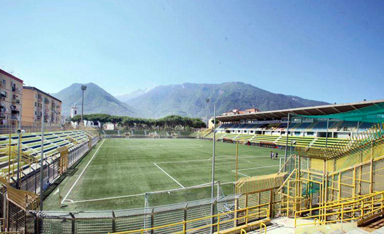 Catania in trasferta contro la Cavese