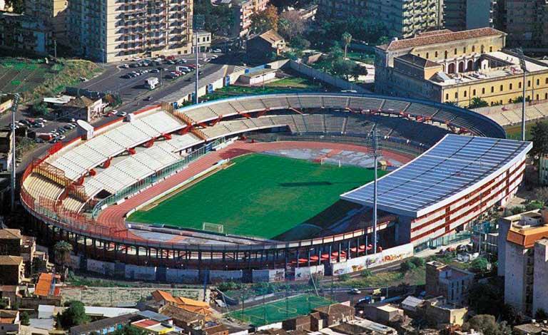 Catania-Ternana, semifinale di ritorno