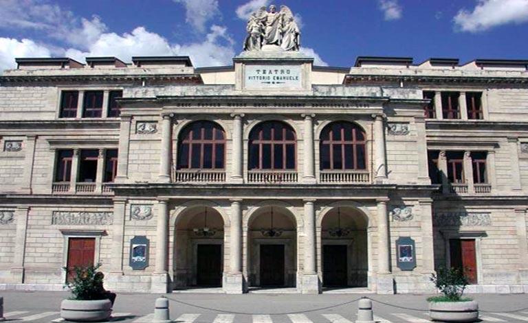 V. E. di Messina propone digitalizzazione dei teatri