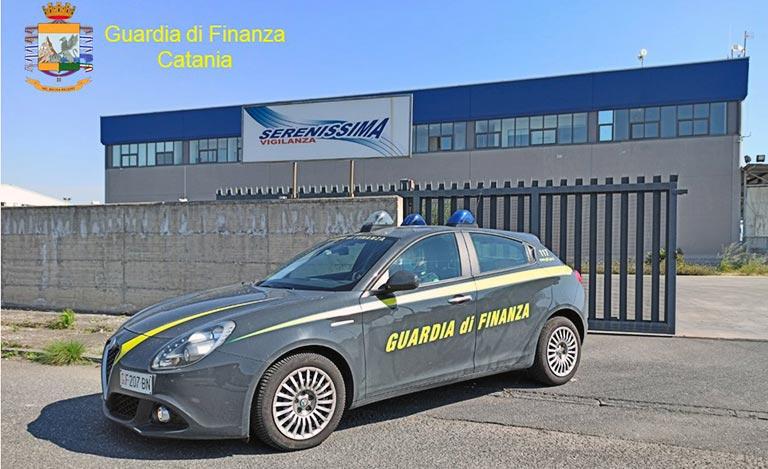 Catania, sequestro milionario a imprenditore