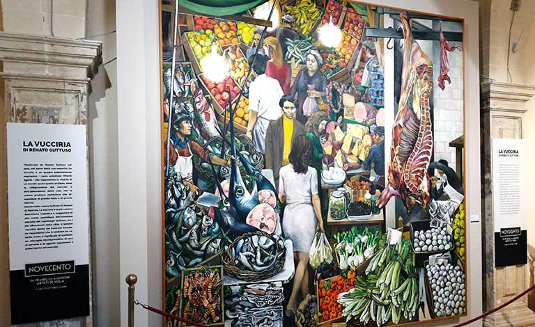Riapre a Noto la mostra Artisti di Sicilia - video