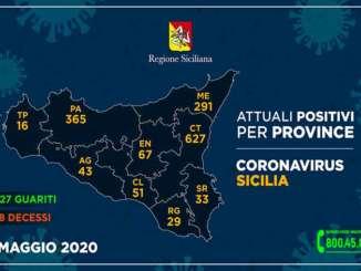 aggiornamamento_coronavirus_sicilia_PROVINCE_21-5-2020