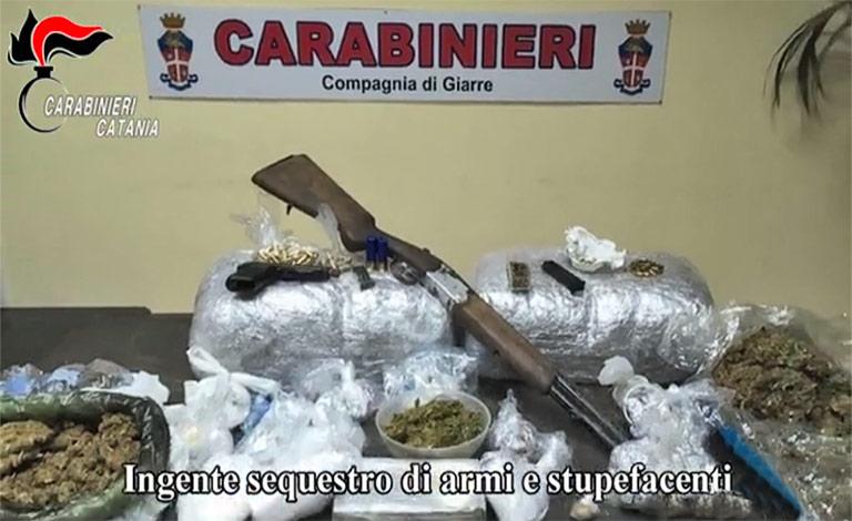 Smantellato clan Brunetto, 46 arresti