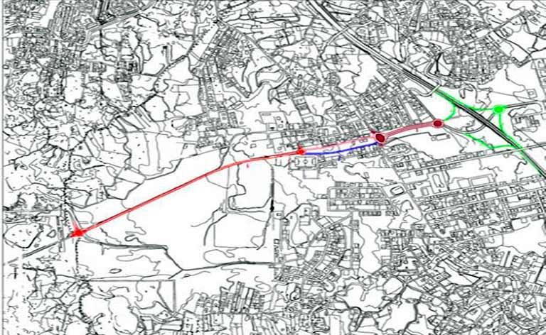 Bando per collegamento tangenziale-Etna sud