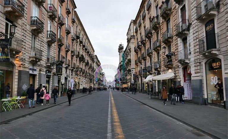 Negozi aperti i giorni festivi a Catania