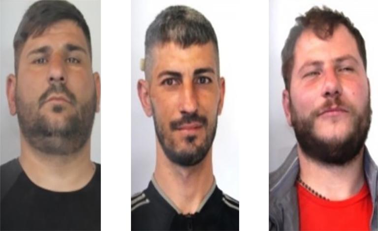 Auto smantellata a Catania, 4 arresti