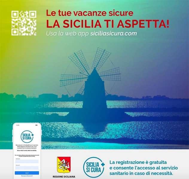 """App per turisti in """"SiciliaSiCura"""""""