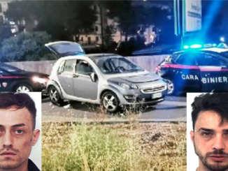 carabinieri_fuga_contromano_circonvallazione_catania