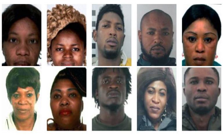 Tratta nigeriane, operazione anticrimine