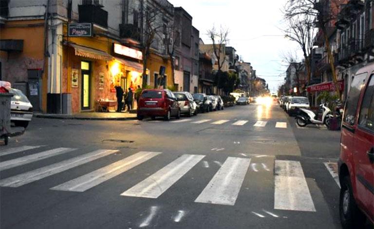Furiosa rissa familiare a Catania