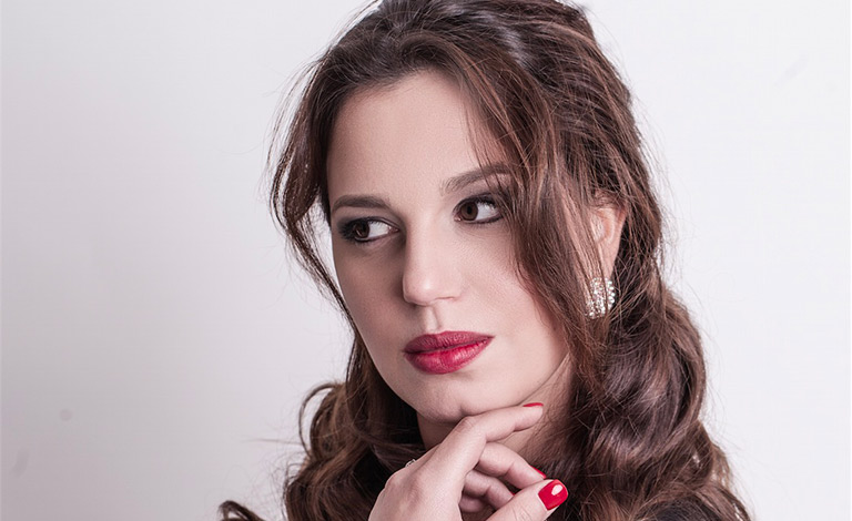 Jessica Nuccio al Teatro Scoperto di Messina