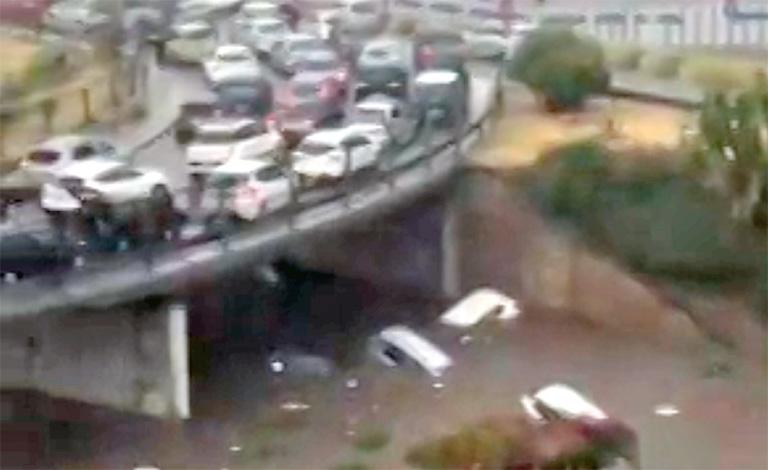 Bomba d'acqua a Catania e Palermo, 2 morti