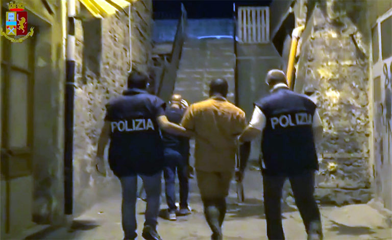 Colpo alla mafia nigeriana, 28 arresti a Catania