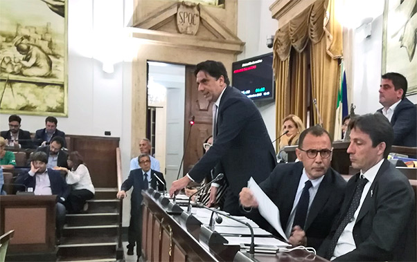 Spese pazze Ars, condannato anche Pogliese