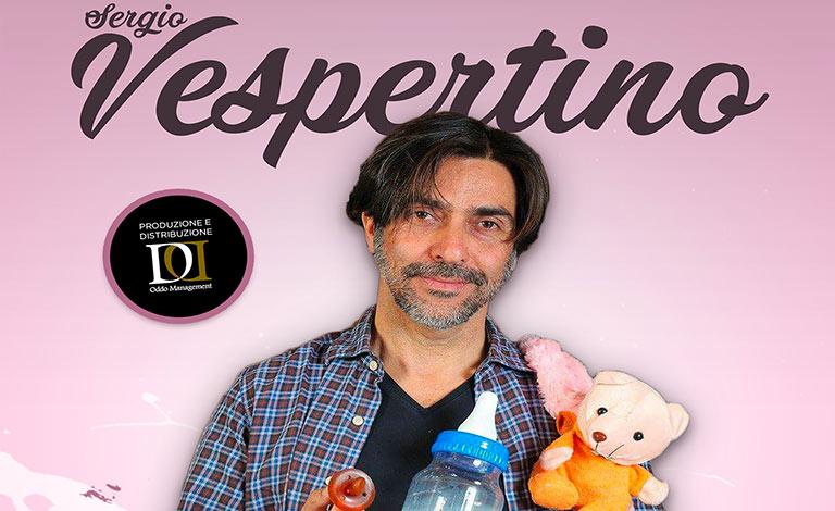 Sergio Vespertino al Teatro Scoperto di Messina