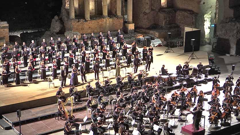 Il Bellini a Taormina 'Ritorna all'opera' con La Traviata