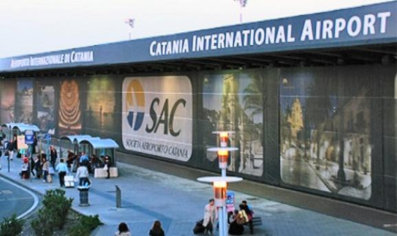 Aeroporto Catania, dipendente Sac positivo al Covid