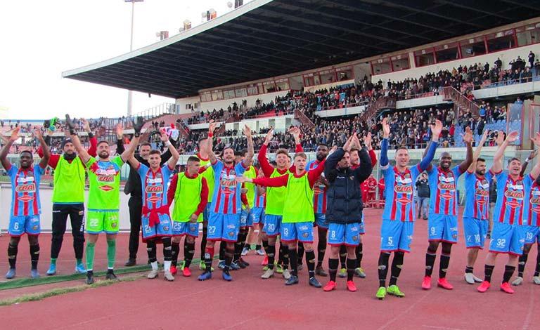 Catania è iscritto al campionato Serie C