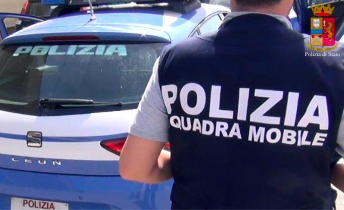 Catania, rapina violenta nel centro storico