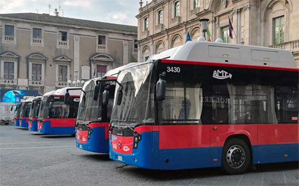 Amt Catania, lunedì sciopero di 24 ore