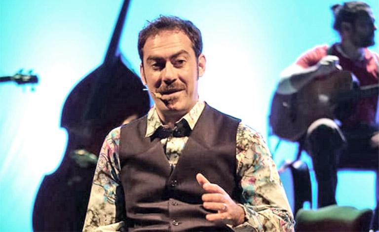 Catania, Mario Incudine canta Modugno