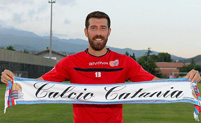 Mariano Izco torna tra i rossoazzurri