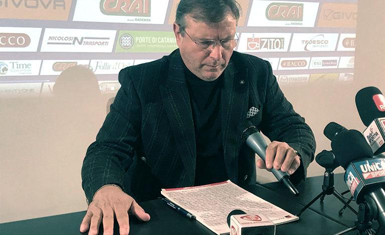 Calcio Catania e Lo Monaco separazione consensuale