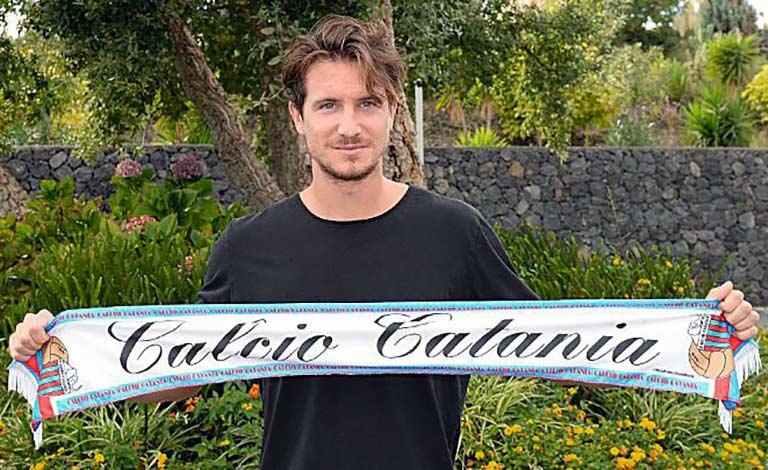 Calcio Catania, in difesa c'è Pellegrini