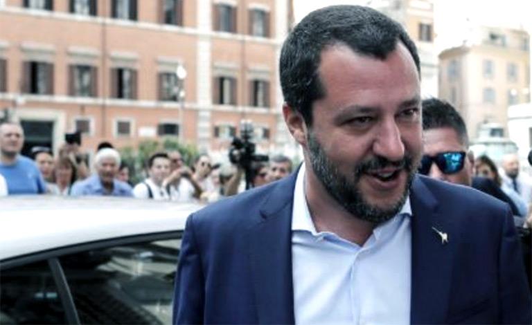Salvini a Catania, inizia processo Gregoretti