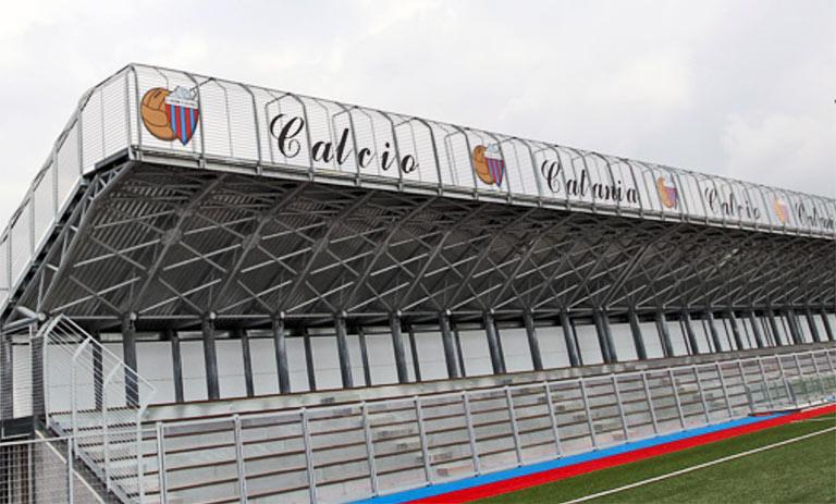 Calcio Catania, quattro casi positivi al Covid-19