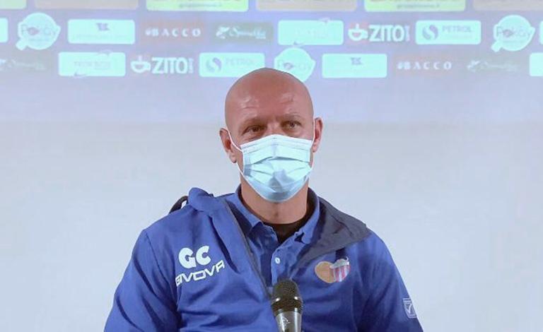 """Cristaldi: """"Catania attacca con più ferocia"""" - intervista video"""