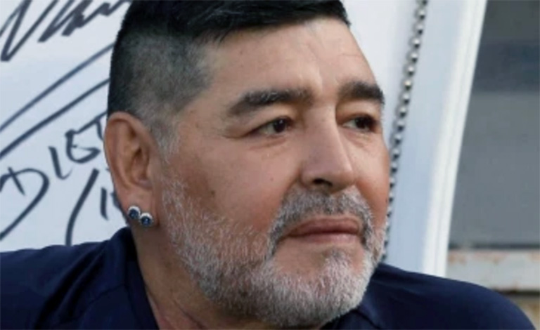 Maradona addio, l'ultimo saluto al pibe de oro