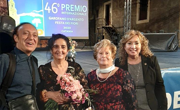 Festa dei Fiori al Palazzo della Cultura di Catania