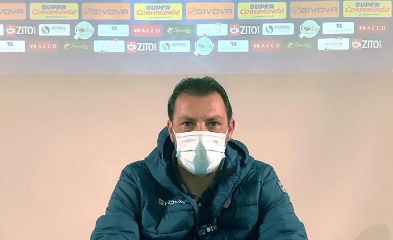 """Raffaele: """"Partita con passione"""" - intervista video"""
