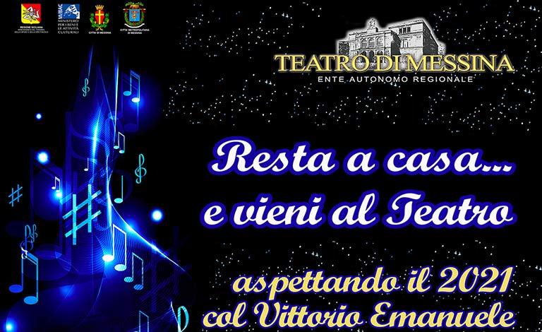 Concerti al Teatro V. E. di Messina a Natale