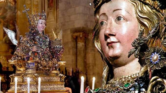Festa Sant'Agata chiusa, parla il sindaco – video