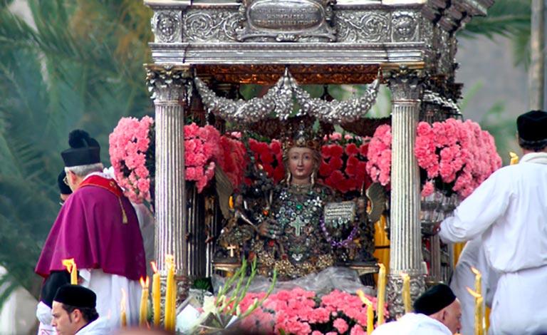 Festa di Sant'Agata senza processione