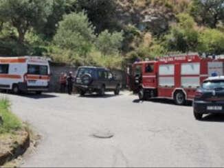 Morta nel burrone a Caccamo, indagini in corso